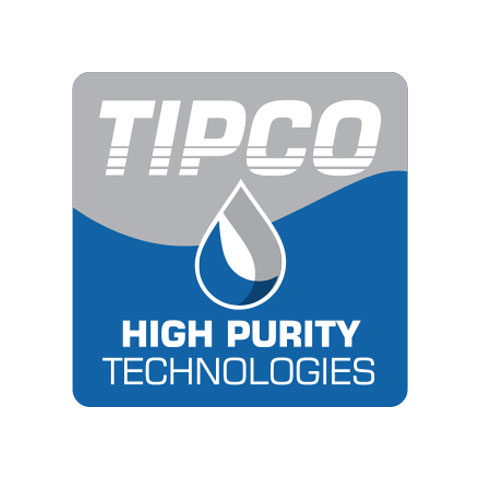 TIPCO provides solutions for the Food & Beverage, Pharmaceutical, Biopharm, Semi Conductor and potable water markets.
